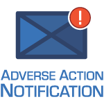 Adverse Action Notification